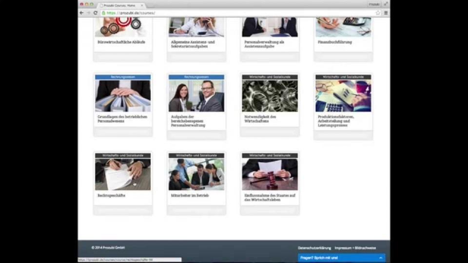So geht's: Prüfungsvorbereitung online mit Prozubi | Wissen für die Ausbildung | Prozubi.de